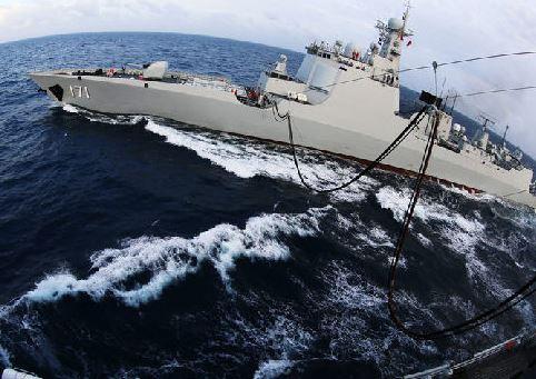 我與軍隊不解之緣|海口艦上的國産裝備不比進口的差