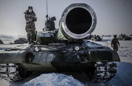 中美俄最強坦克:中國99式多項關鍵性能指標佔優