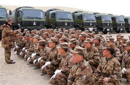 陸軍青藏兵站部常態化開展心理服務工作