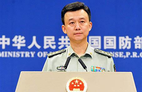 """美簽署""""2019財年國防授權法案"""" 中國國防部回應"""