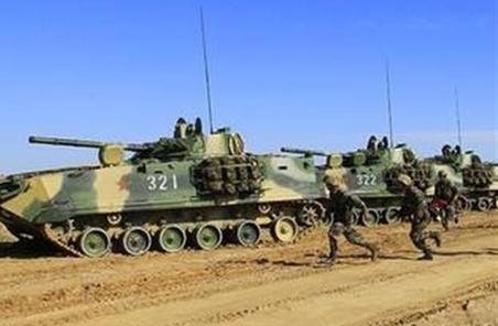 西部戰區陸軍某合成旅聚焦戰場需求 提升戰術素養