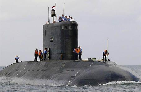 菲律賓或購俄3艘基洛級潛艇 俄承諾提供貸款