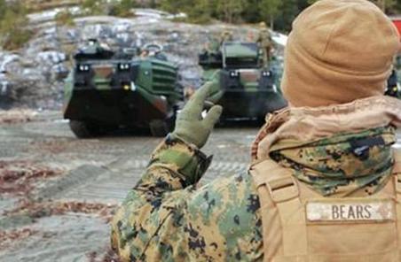 美軍將擴大在挪威臨時部署規模