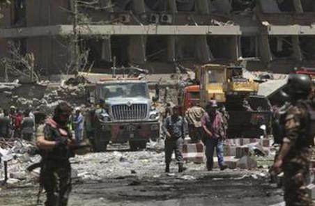 喀布爾教育機構遭襲事件死亡人數升至48人