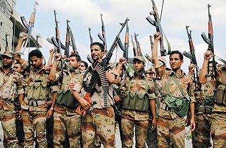 """""""派係""""鬥爭?也門親政府武裝火並 致死18人"""