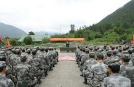 西藏軍區林芝軍分區打造主題教育特色課堂