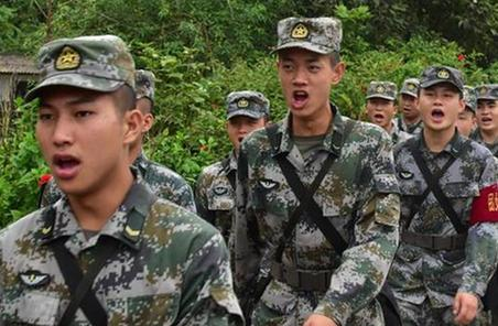 南部戰區陸軍某旅黨委破格提拔為12名排長連主官