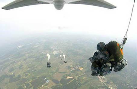 中國空軍打造《傘兵魂》提升空降兵部隊軟實力