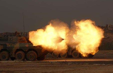 第83集團軍某旅實彈演練提升高原防空作戰能力