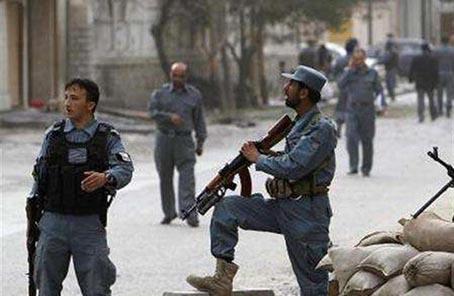 阿富汗首都喀布爾市區爆發槍戰