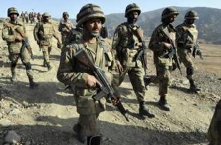 巴基斯坦軍方批準判處15名恐怖分子死刑