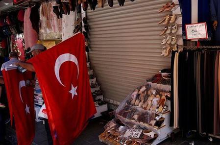 美國威脅對土耳其實施新一輪制裁