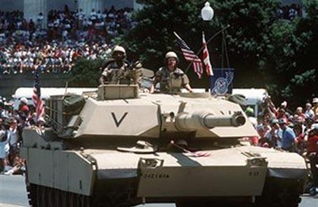 美国国防部宣布推迟年内阅兵计划