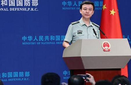 美发表2018中国军事与安全发展态势报告 中方回应