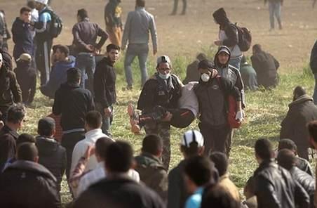 加沙地带边境发生冲突 以军开枪打死两名巴勒斯坦人