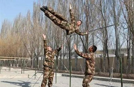 軍事體育比賽有利于提升戰鬥力