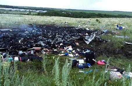 击落马航MH17的导弹来源已确定?又一场大戏