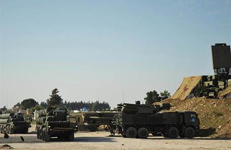 俄土将在叙利亚伊德利卜建立非军事区