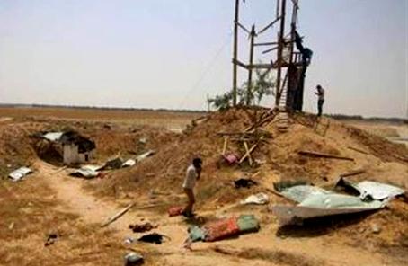 以战机轰炸加沙地带致两名巴勒斯坦人死亡