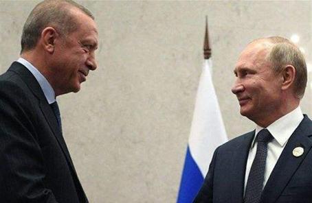 """俄土总统就叙利亚局势""""对表"""" 直接决定叙未来"""