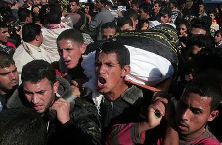 以色列警察开枪打死一名巴勒斯坦人