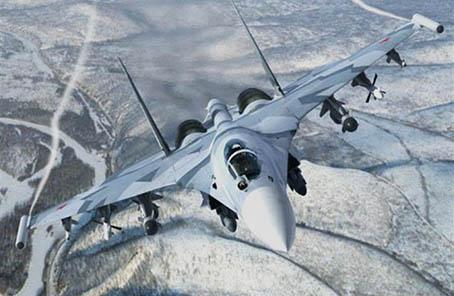苏-35战胜F-22?只是小概率事件