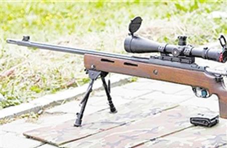 狙擊步槍家族的靜音新星——MTs-116M