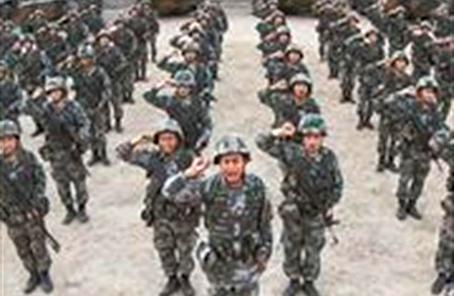 陆军强力推进战斗力标准落地生根