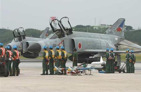 日升格警戒航空队盯防中国 强化情报搜集分析能力