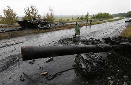 乌克兰问题三方联络小组强调人道主义排雷重要性
