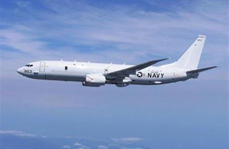 """美国拟售韩P-8A反潜机和""""爱国者""""导弹"""