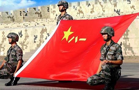 中國第22批赴剛果(金)維和部隊出徵