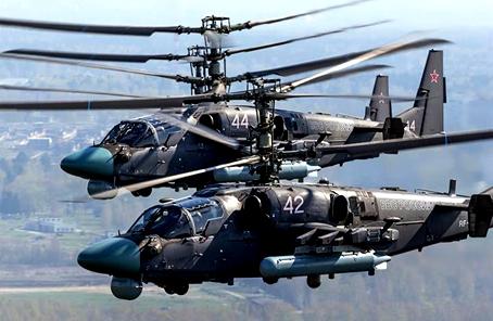 俄将装备无人武装直升机 或由卡52进行空中指挥