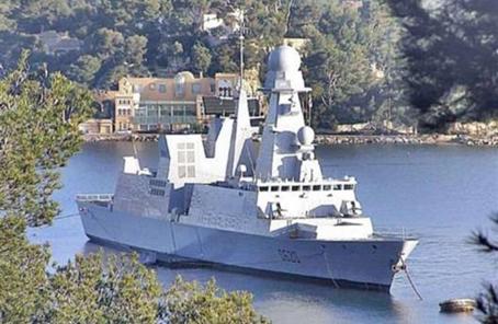 意大利海軍艦船官兵涉嫌走私 總參謀部表示徹查