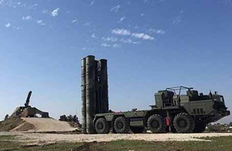 俄在克裏米亞部署的第三個S-400防空導彈營進入戰鬥值班