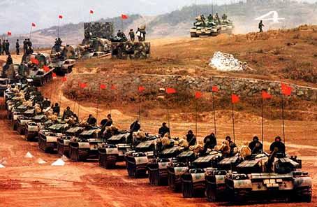 陸軍走開常態化制度化基地化培養鍛煉幹部路子