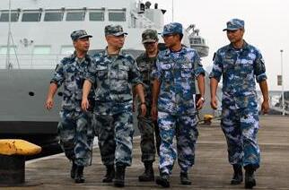 走近南部戰區某部部隊長廖新華和他的團隊