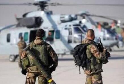 不怕陷入戰爭泥潭?美軍照片曝光法國參與在敘軍事行動