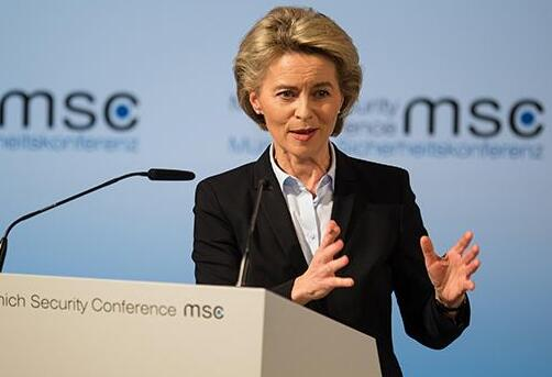 德防長:德國為伊拉克重建花費14億歐元 或在中東長期駐軍
