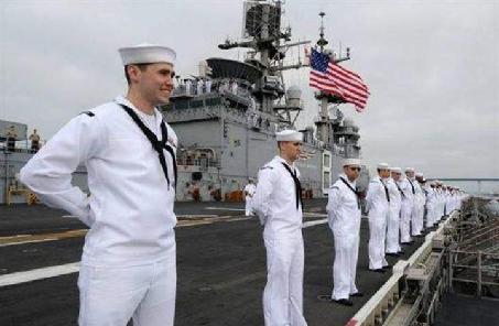 """美國海軍開始進入""""重歸制海權""""的戰略轉型"""