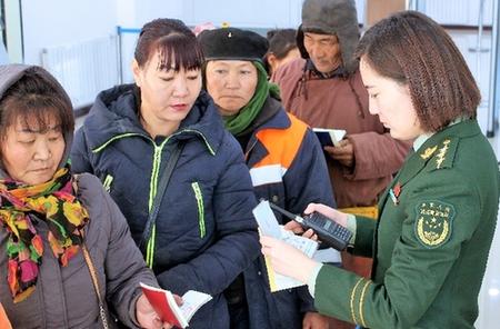 北疆國門,這個邊防檢查站用心守護