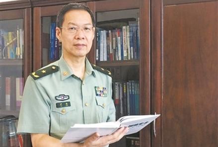 尹浩:全速發動軍事科研創新引擎