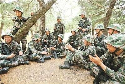 跨軍種聯合訓練:陸軍與戰略支援部隊開展對抗演練
