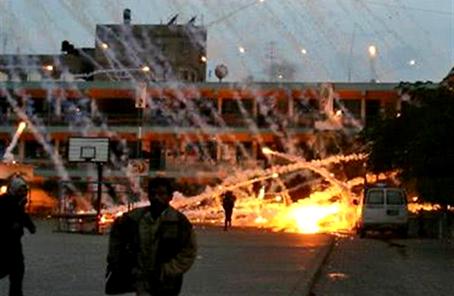 敘政府指責國際聯盟使用白磷彈轟炸居民區
