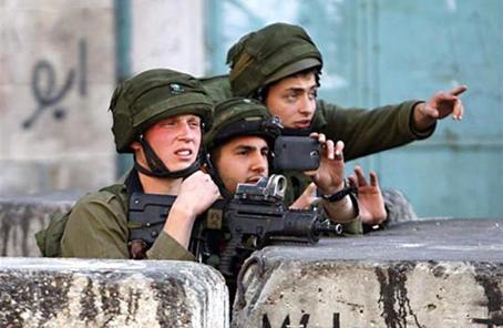 以軍戰機轟炸加沙地帶南部一哈馬斯哨所