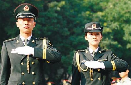 軍人穿衣戴帽不是小事