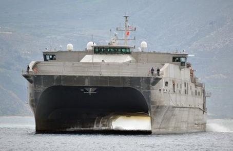 """美海軍戰略海運能力滑坡,""""抗俄""""部隊或難抵彼岸"""