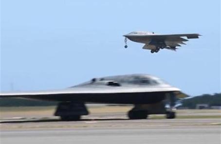 美媒:B-2進駐夏威夷意在針對中國
