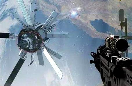 俄媒:特朗普欲挑起太空軍備競賽