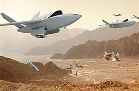 為未來智能化戰爭畫個像